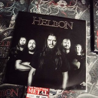 HELL:ON - ONCE UPON A CHAOS VINYL
