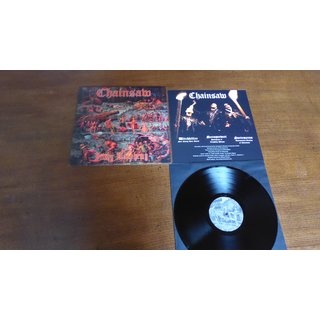 CHAINSAW - FILTHY BLASPHEMY VINYL