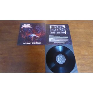 SAVAGE AGGRESSION - INFERNAL NIGHTMARE VINYL