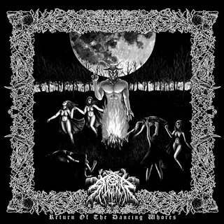 SARGERAS - RETURN OF THE DANCING WHORES CD
